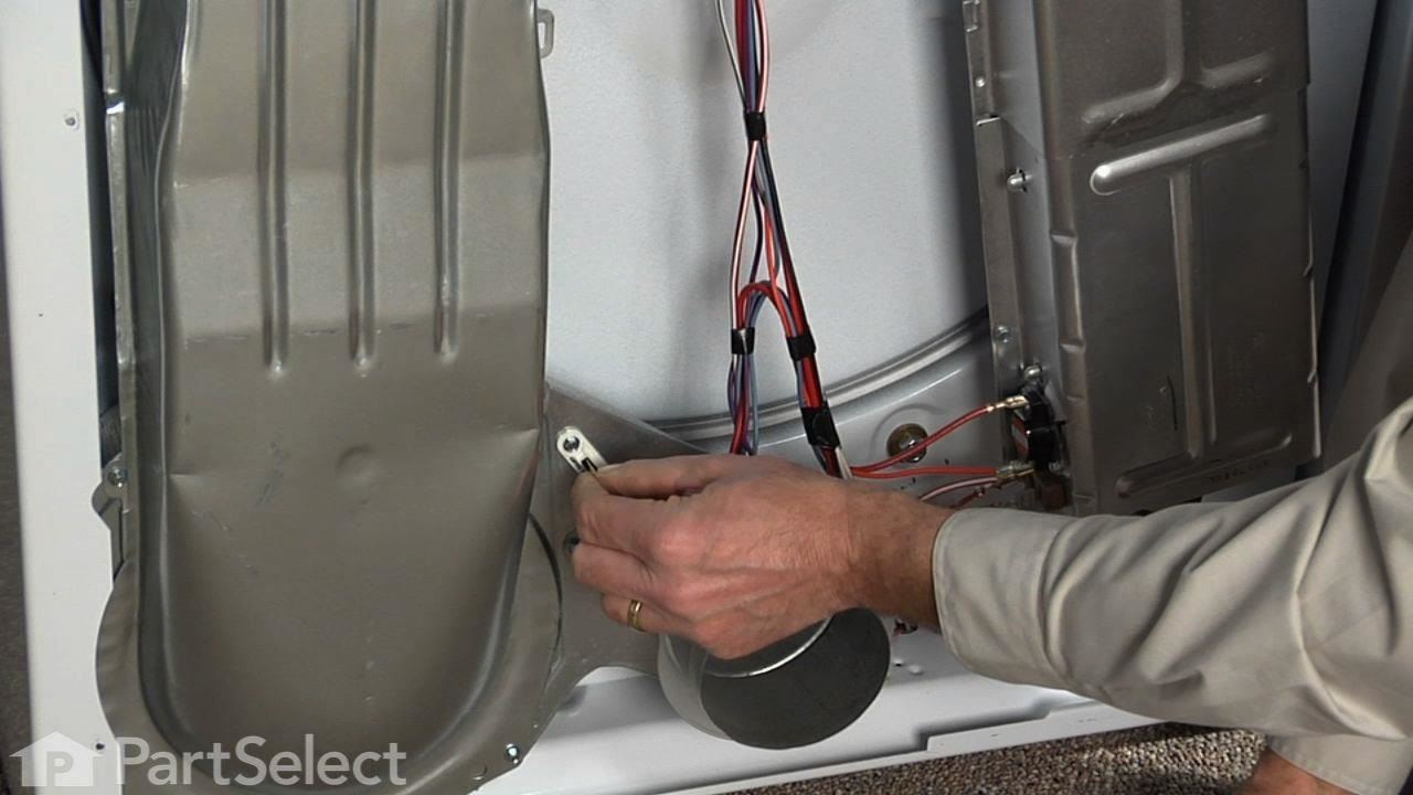 How to Replace a Dryer's Thermal Fuse
