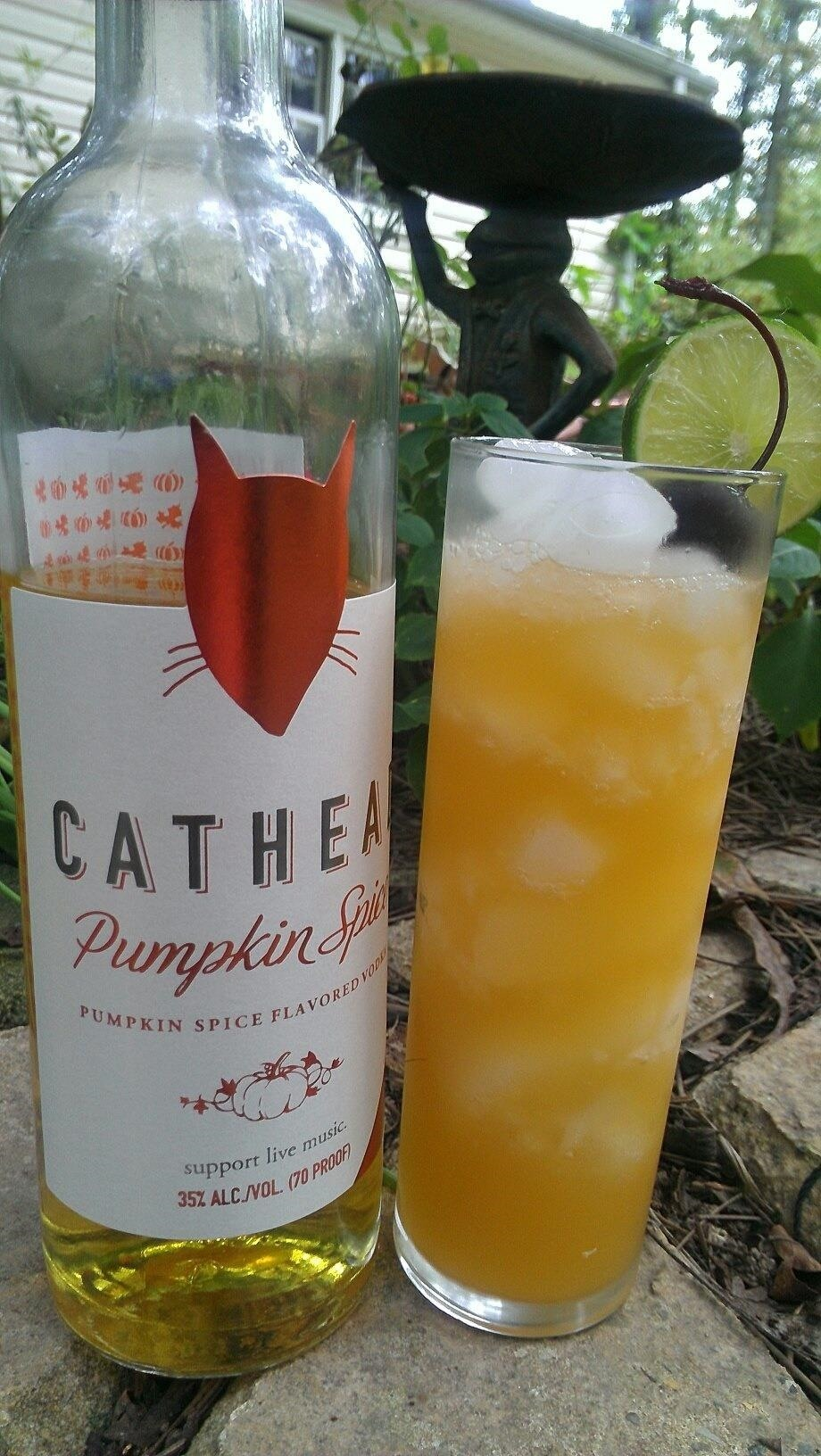 5 Boozy Pumpkin Spice Offerings That Will Leave You Feeling Warm & Fuzzy