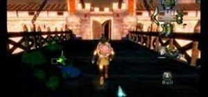 Beat Zelda Twilight Princess - Lakebed Temple