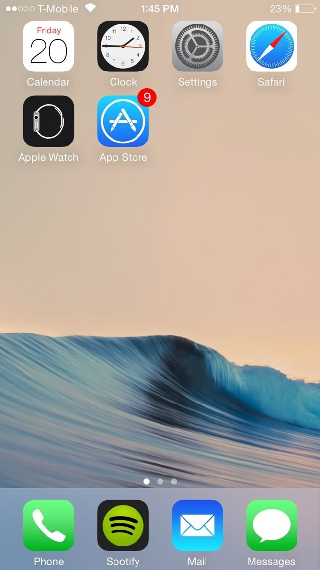 How to Mimic the iPhone's Status Bar on Your Android