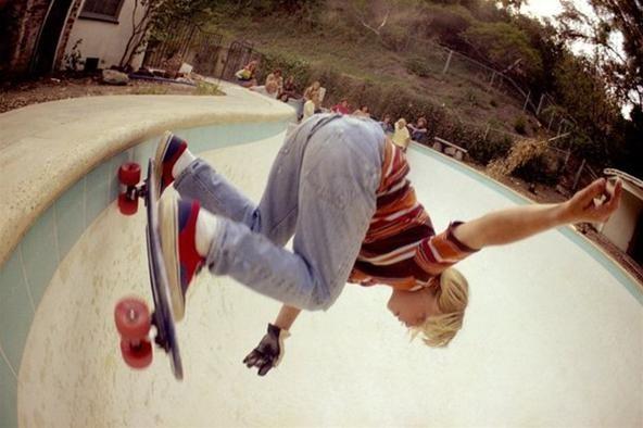 The Birth of Skateboard Culture