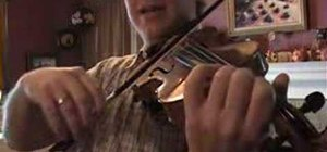 Learn an ear training exercise for the violin