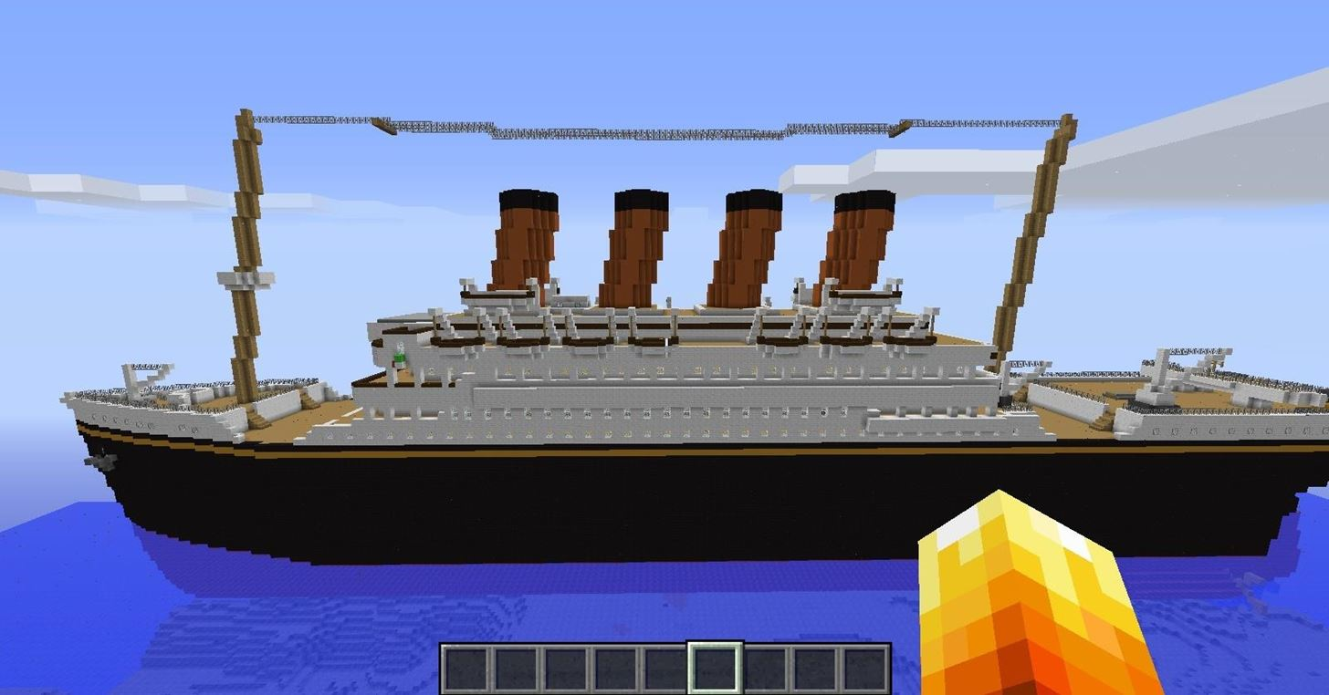 Michael Jones Is Back and I Would Like to Share Something I Made in MC!