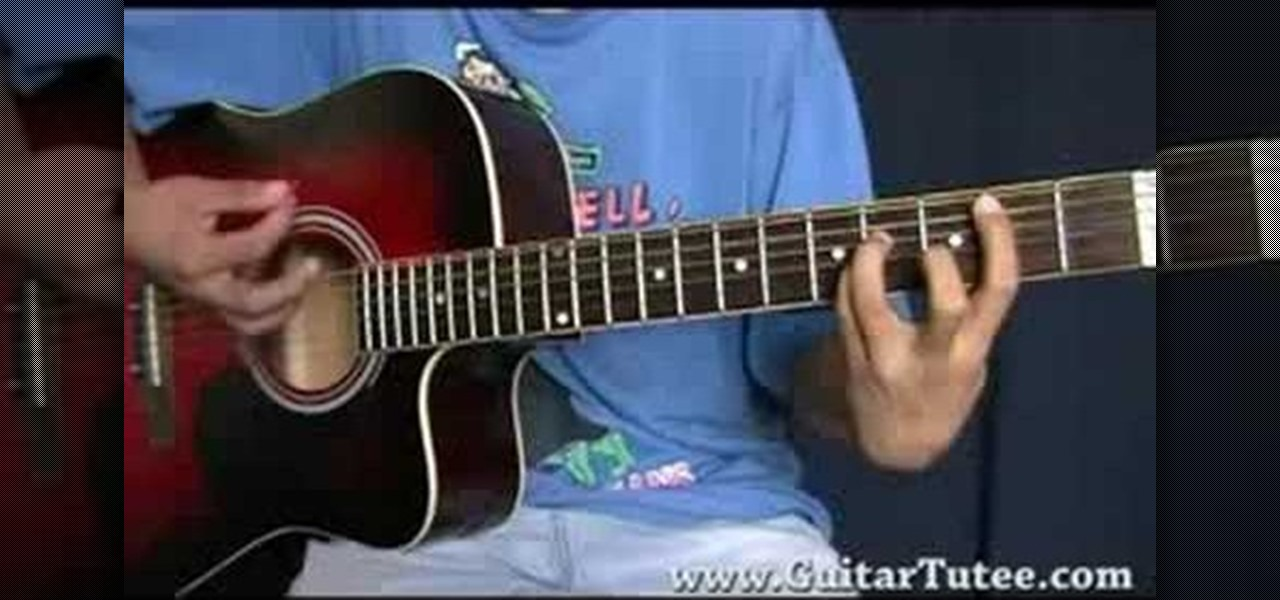 How To Play Teenage Dirtbag By Wheatus On Guitar Acoustic Guitar