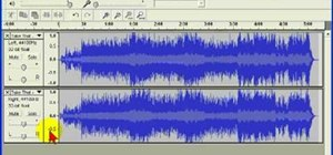 How to Chipmunk your music in Audacity « Audacity :: WonderHowTo