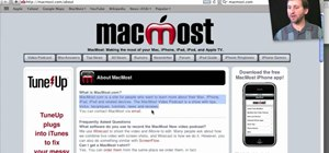 Convert text to spoken word with the OS X Automator