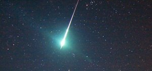 Sonic Boom from Possible Bolide in Last Night's Lyrids Meteor Shower