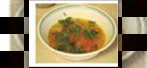 Make tadka dal  [lentil soup]