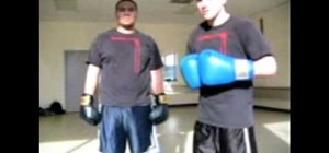 Understand sparring in boxing