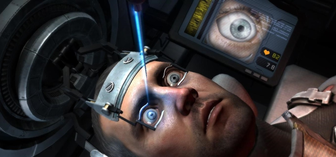 How Video Games Can Help Improve Poor Eyesight
