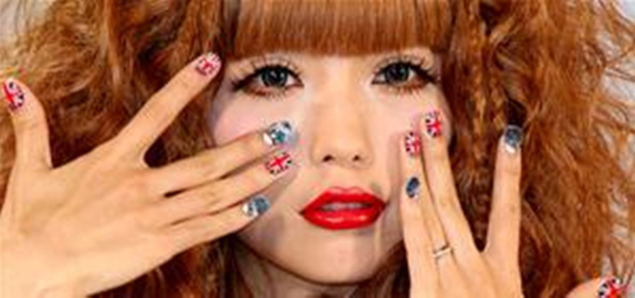 50K Fans Gather For Crowning of Nail Art Queen « Nails & Manicure ...