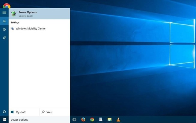 how to keep windows screen from turning off