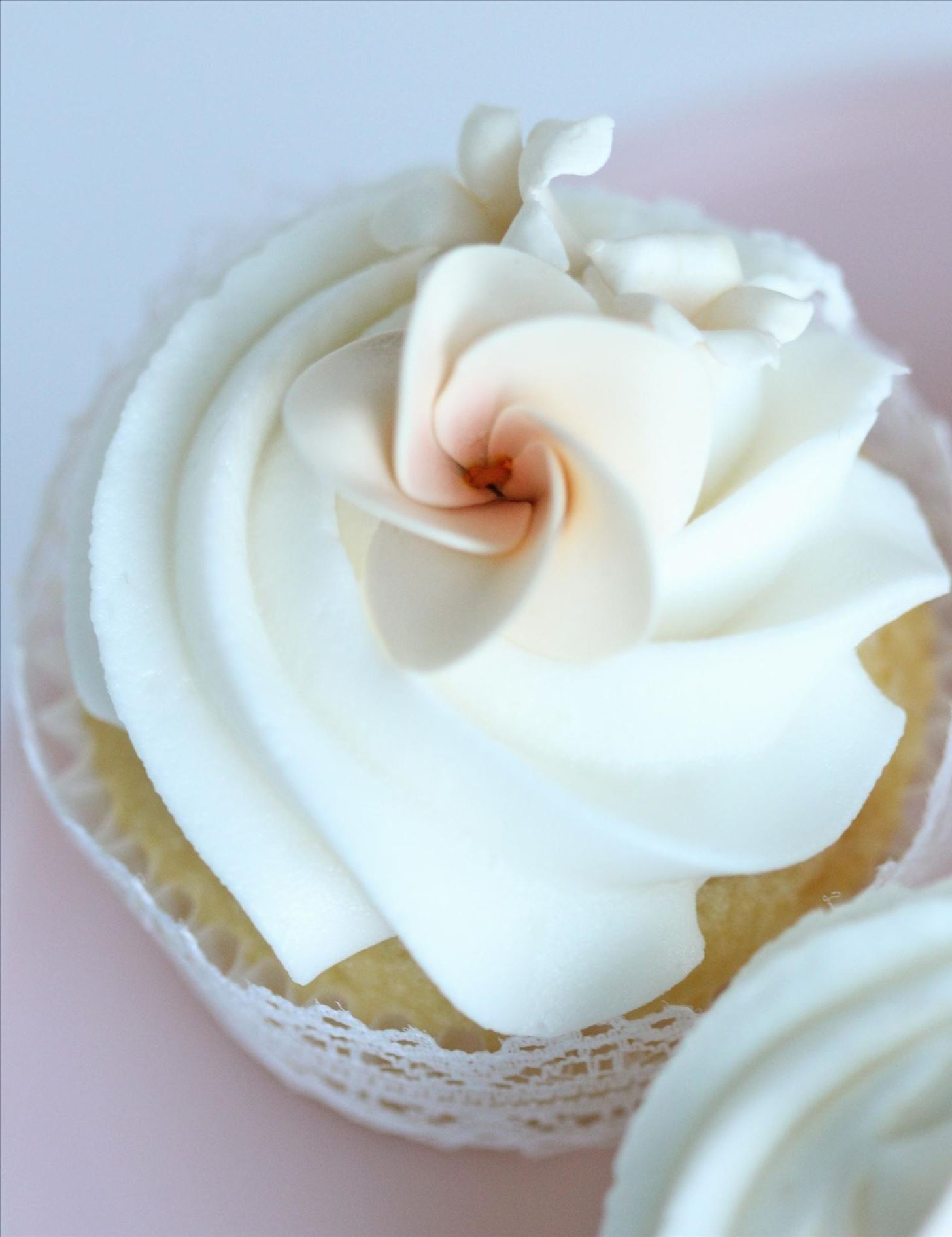 How to Stop Cupcake Liners from Peeling Away from Cupcakes.