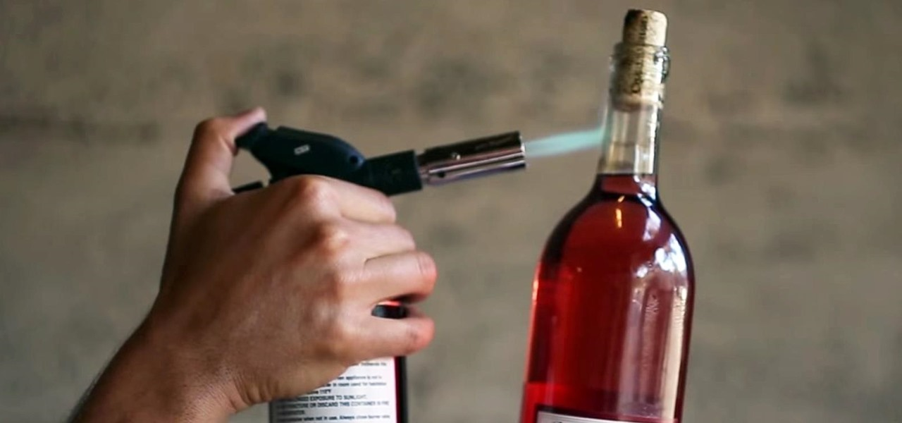 10 Absolutely Ingenious Ways To Open Wine Without A