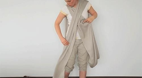 How to Fashion a 'Star Wars' Rey Costume for Halloween