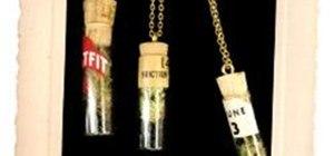 Gorgeous terrarium necklaces
