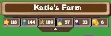 FarmVille Stats