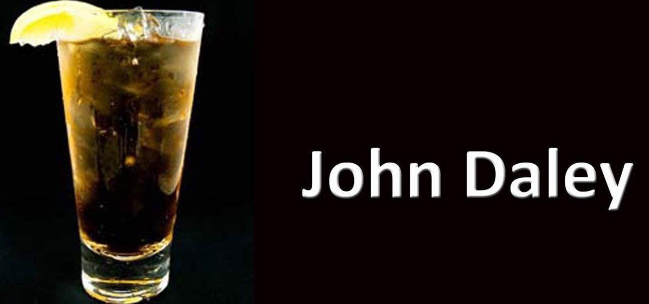 Jamie Alcoholic Drink