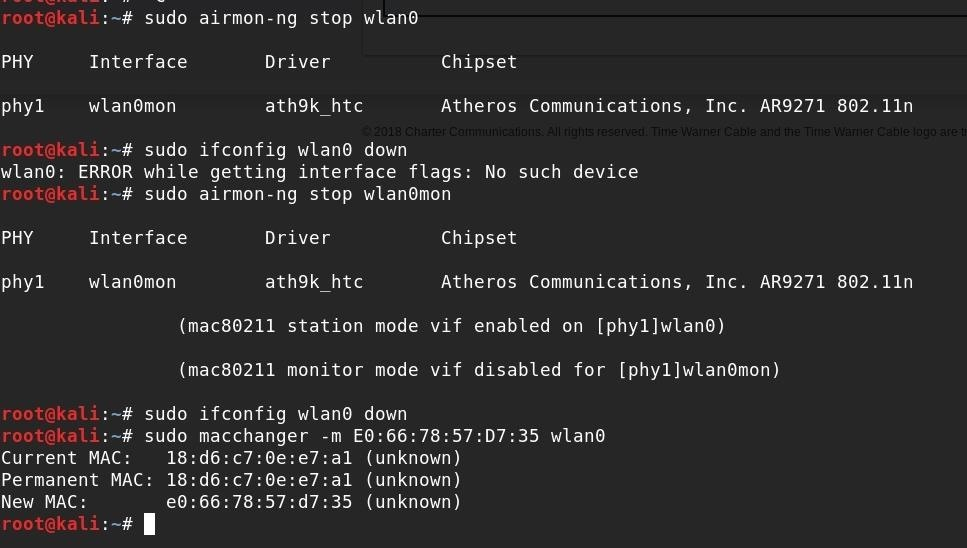 How to Hack Open Hotel, Airplane & Coffee Shop Wi-Fi with MAC Address Spoofing