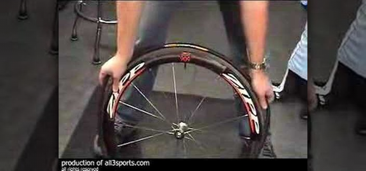 how to change a tubular flat