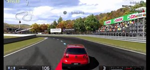 Achieve a gold trophy on the B-7 License Test (throttling) in Gran Turismo 5