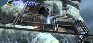 Earn the Mountaineer trophy from Infamous 2 for PS3