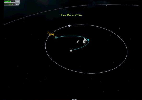 How Hard Is It to Land on the Moon? New Space Game Gravitates Towards Space Physics