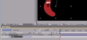 Animate scale in Adobe After Effects