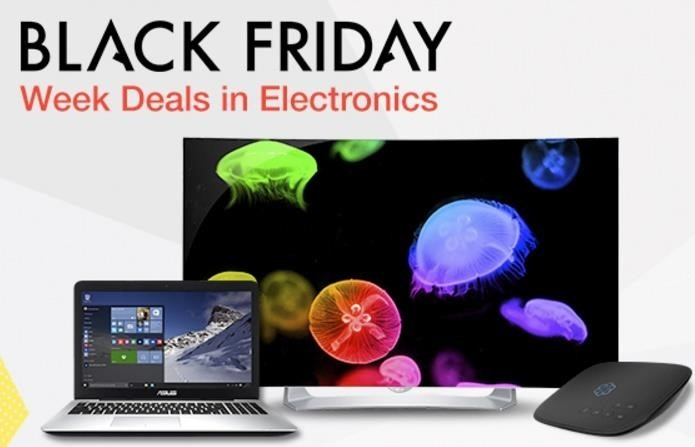 Black Friday Deals: Smart HDTVs from $125, Tablets from $35, Speakers 55% Off, & More