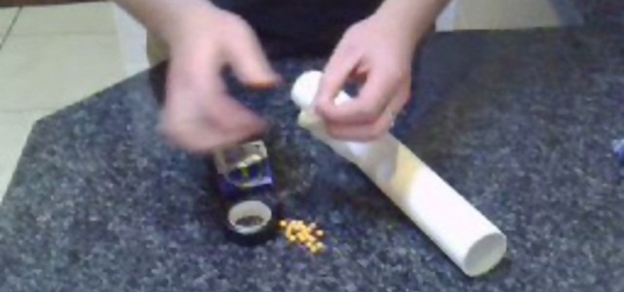 How To Make A Condom Gun 171 Construction Toys Wonderhowto