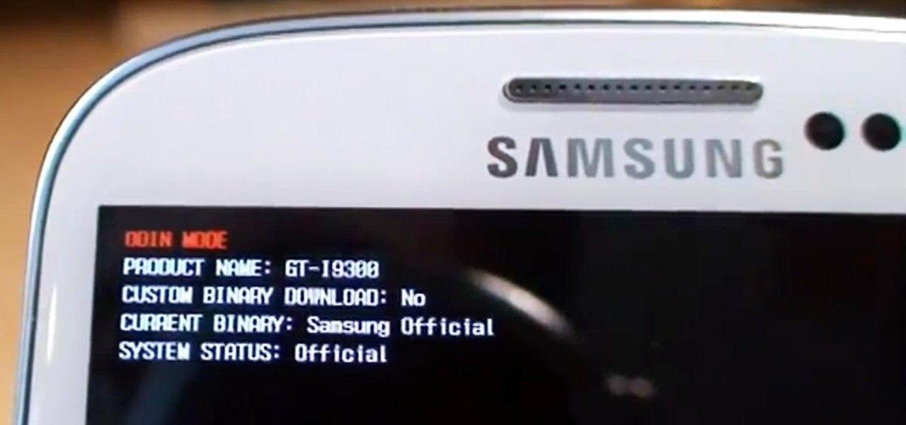 Samsung Galaxy S III I I