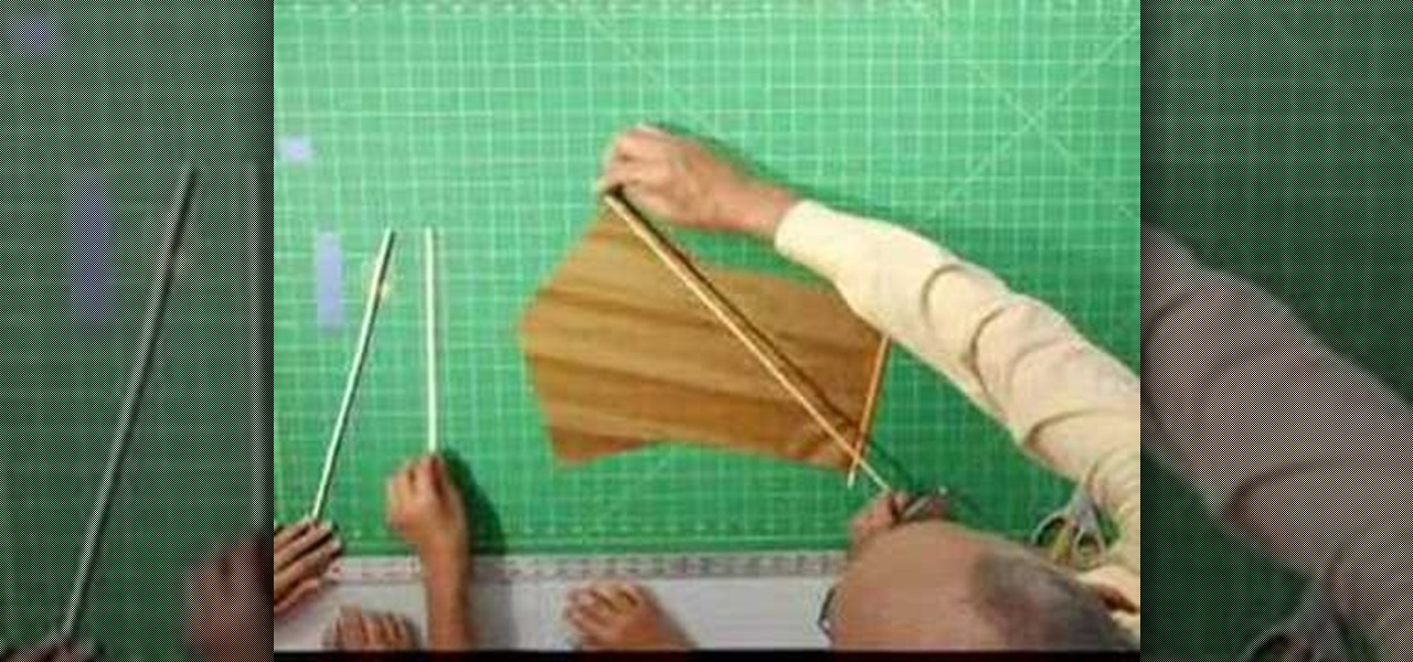 How To Build A Japanese Expert Level Suruga Kite 171 Kites