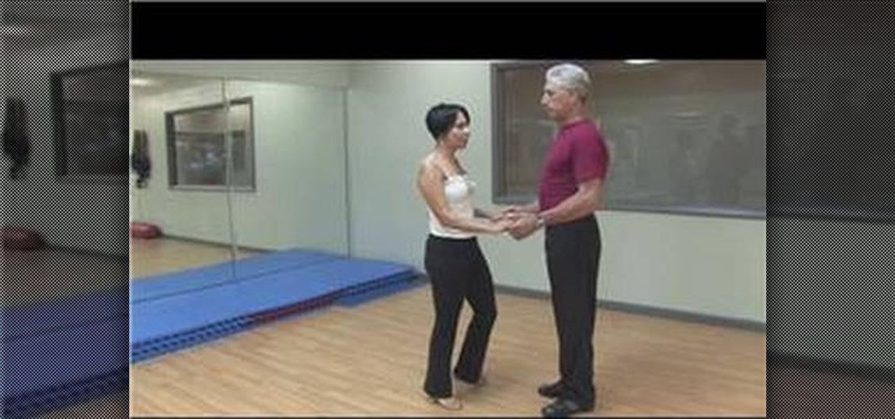 Easily Do Jitterbug Dance Steps X on Basic Ballroom Dance Steps