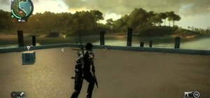 """Find the """"I Am Legend"""" easter egg in Just Cause 2"""