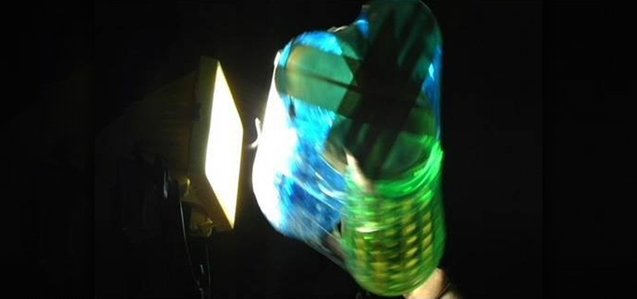 How to Use colorful textured plastic cups to create a cool film lighting effect « Film u0026 Photography Lighting  WonderHowTo & How to Use colorful textured plastic cups to create a cool film ... azcodes.com