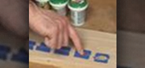 Choose the right wood filler