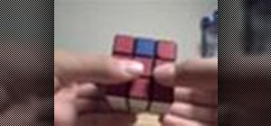 Solve the Rubik's Cube with the 2-Look PLL