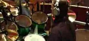 Joey Jordison Drum Solo