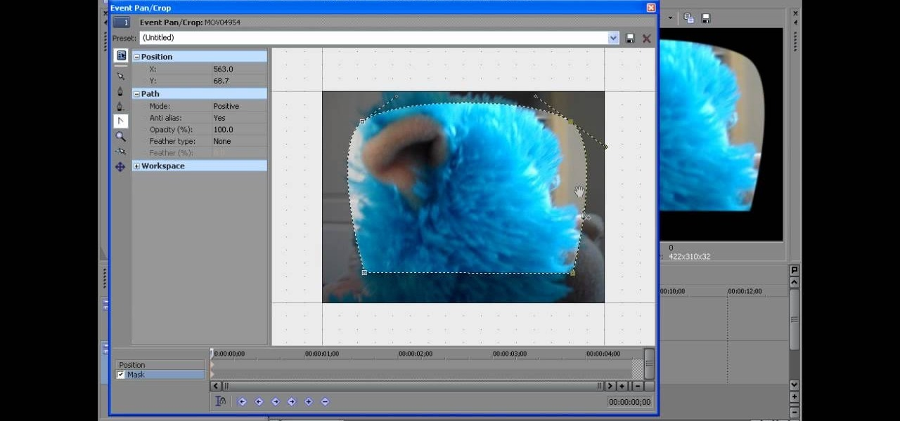 How to use sony vegas to edit your videos editing wonderhowto how to create a fisheye look in sony vegas pro 9 ccuart Image collections