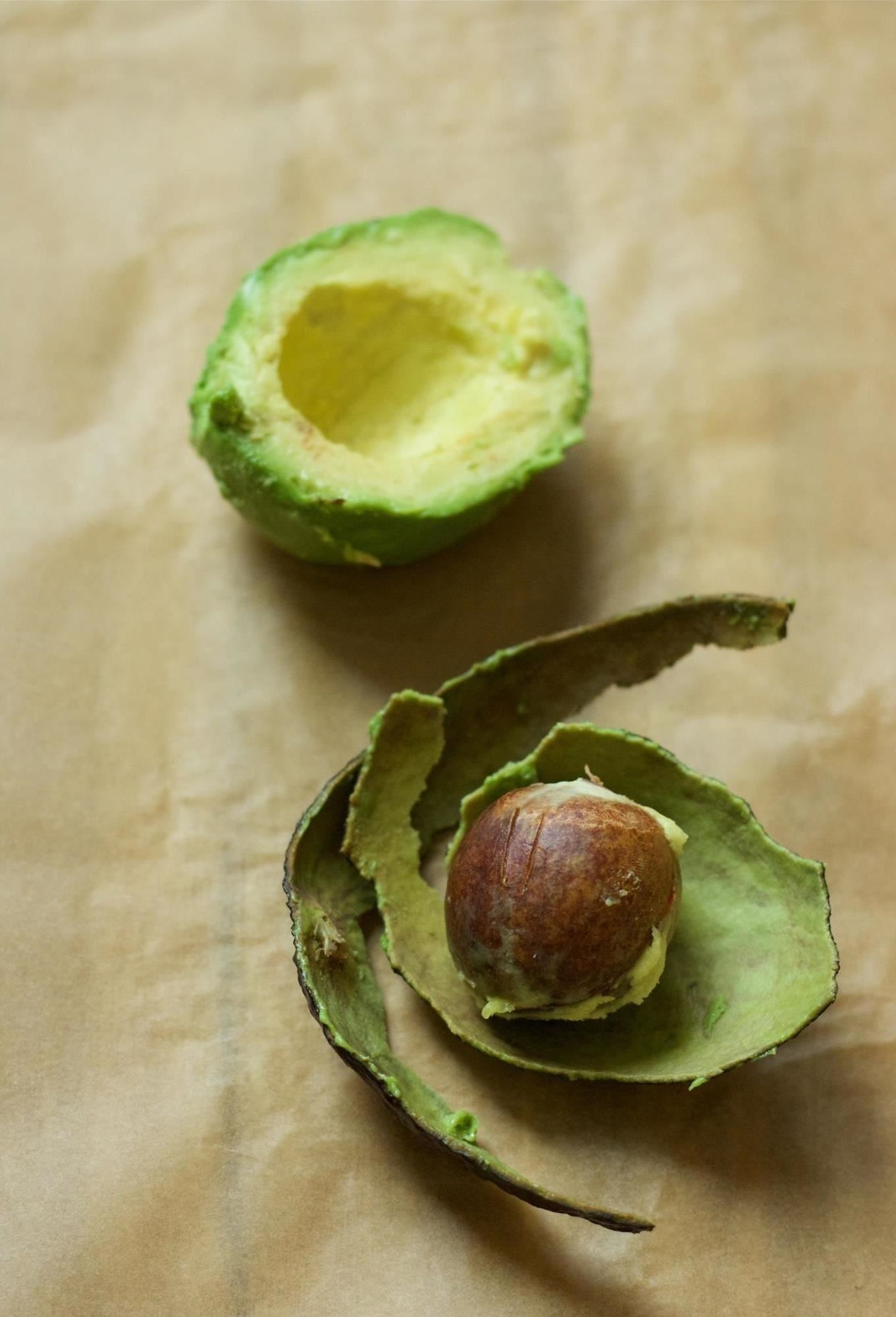 Making Gorgeous Avocado Ribbons Is Easier Than You Think