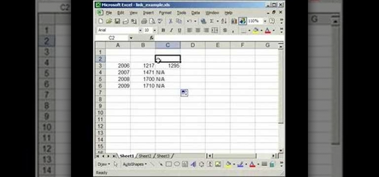 How To Link Two Multiple Workbooks Cells In Excel Microsoft