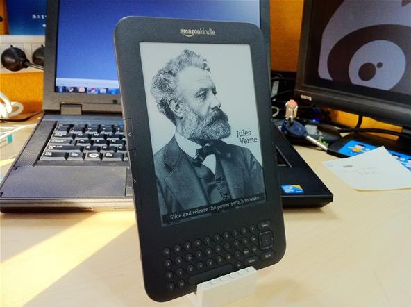 Hack Lets Kindle Owners Jailbreak New 3.1 Firmware