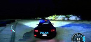Get the Slip and Slide achievement in Need for Speed: Hot Pursuit