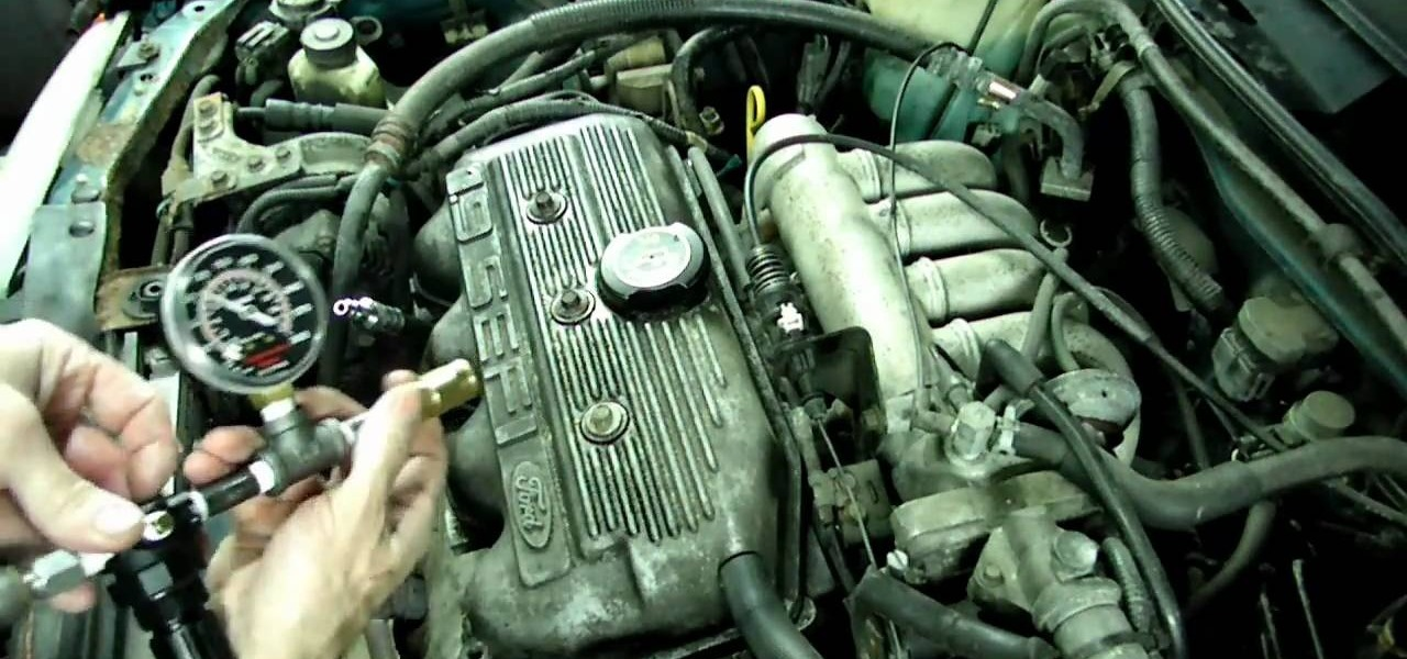 How to Diagnose a cracked cylinder head / blown head gasket « Auto Maintenance & Repairs