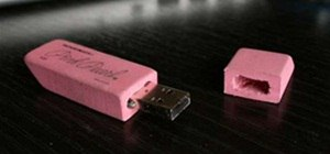 Conceal a USB Flash Drive in Everyday Items