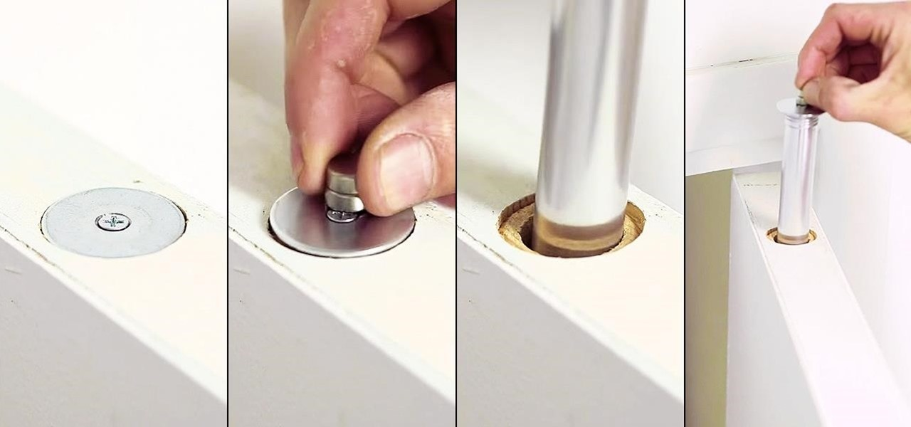 Make an Impossible-to-Find Doortop Safe to Hide Secrets, Cash, & Other Valuables