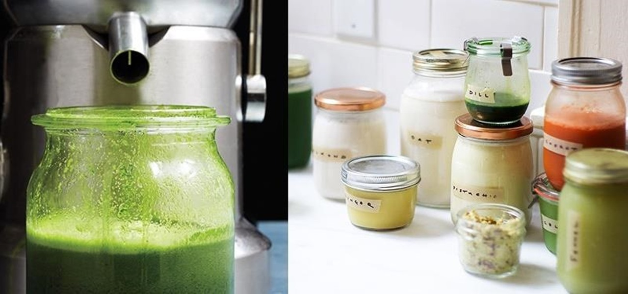 Your Juicer Is Actually a Sauce Maker in Disguise