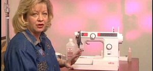 Disassemble your home sewing machine for routine maintenance