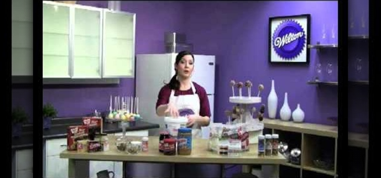 how to make cake pops using cake mix